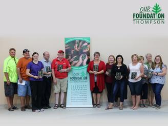 2018 TCF Grant Recipients