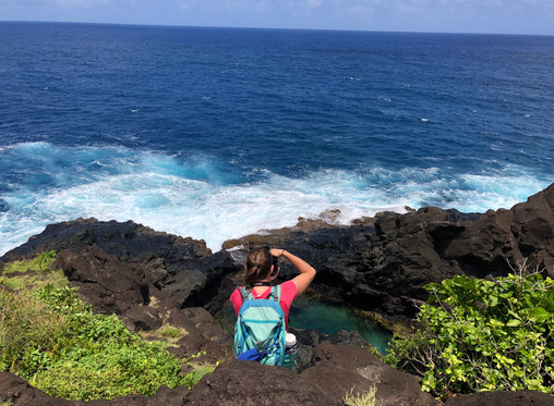 Christmas in American Samoa - Part One