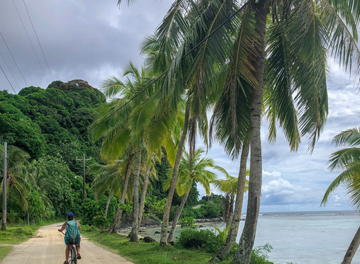 Christmas in American Samoa - Part Two