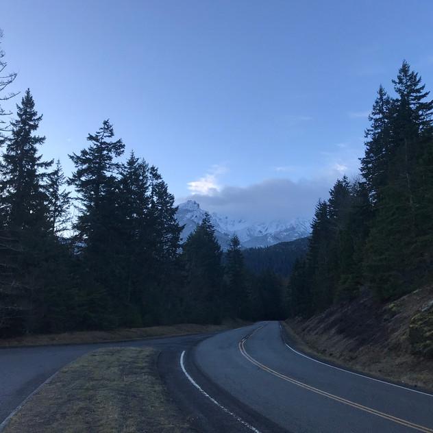 Hurricane Ridge Road