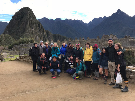 Bucket List Item: Hike to Machu Picchu