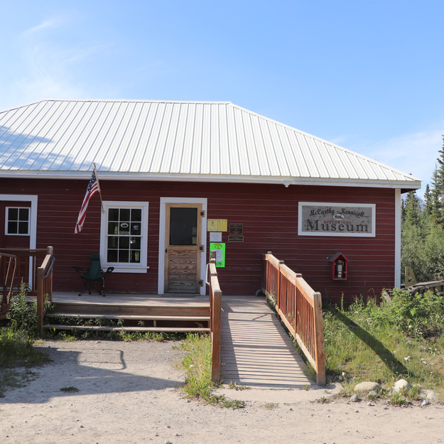 McCarthy-Kennicott Museum in Wrangell-St. Elias National Park and Preserve
