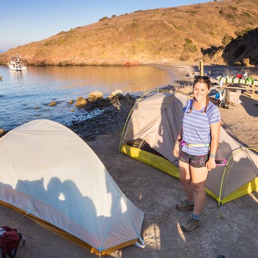 Incredible Campsite!