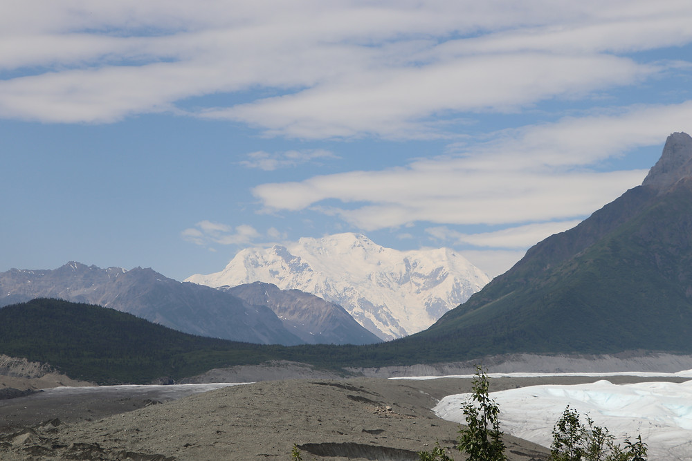 Kennicott Glacier Wrangell-St. Elias National Park and Preserve