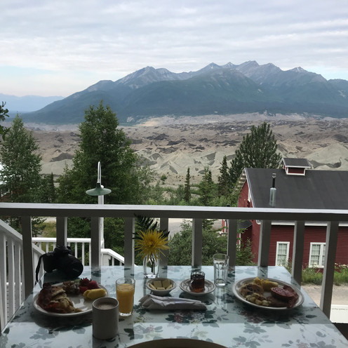 Kennicott Glacier Lodge in Wrangell-St. Elias National Park and Preserve