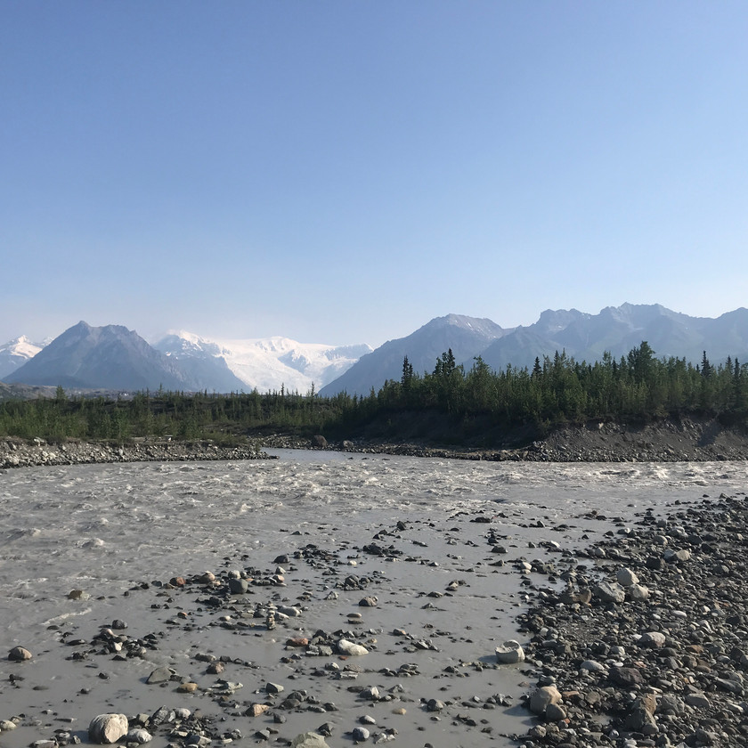 McCarthy Road Wrangell-St. Elias National Park and Preserve