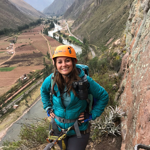 High Above the Sacred Valley