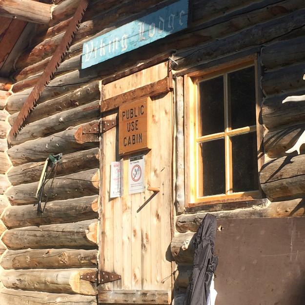 Alaskan Public Use Cabin