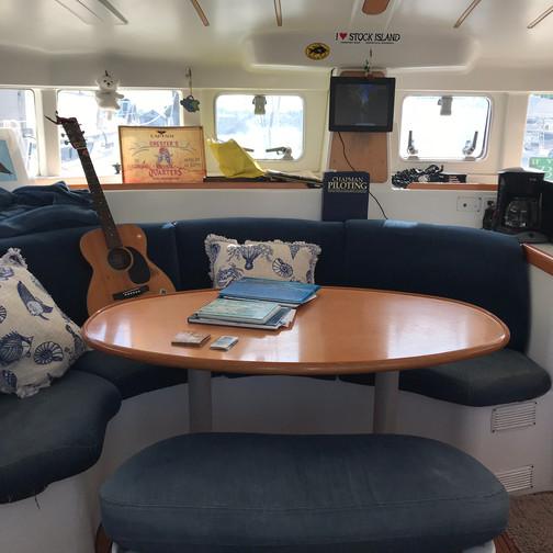 Boat Dining Room