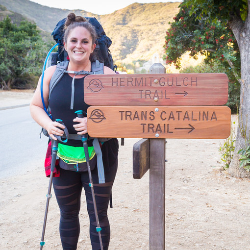 The Official TCT Trail Head!