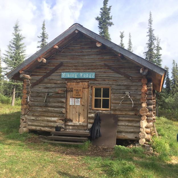 Viking Lodge Cabin Alaska Public Use Cabin
