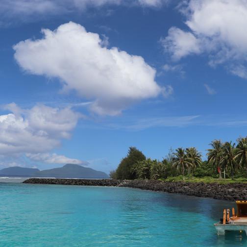 Ta'U Island, American Samoa