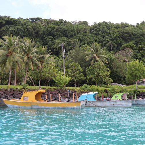 Ta'U Boat Harbor
