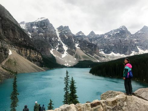 Canada, Part Two: Banff & Jasper National Parks