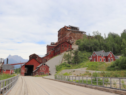 Adventures in Alaska: Exploring Kennecott & McCarthy in Wrangell-St. Elias National Park