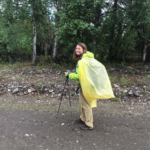 Seeking Shelter & Keeping Dry