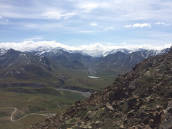 Top of Trail Eielson Visitor Center