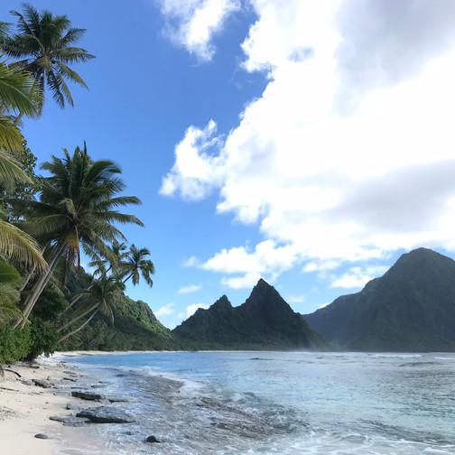 The Pristine Ofu Beach