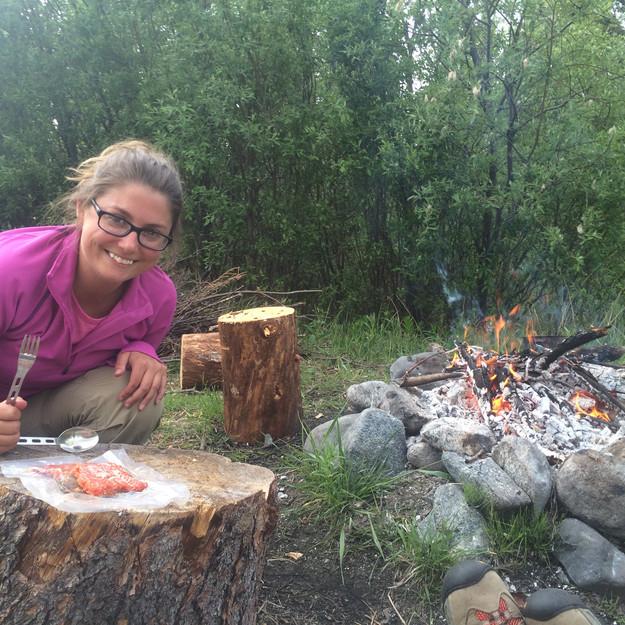 Salmon Dinner? Yes, please!