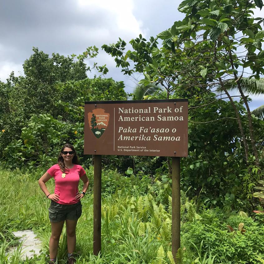 National Park of American Samoa