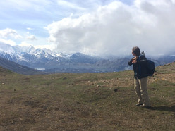 Top of Trail - Eielson Visitor Center