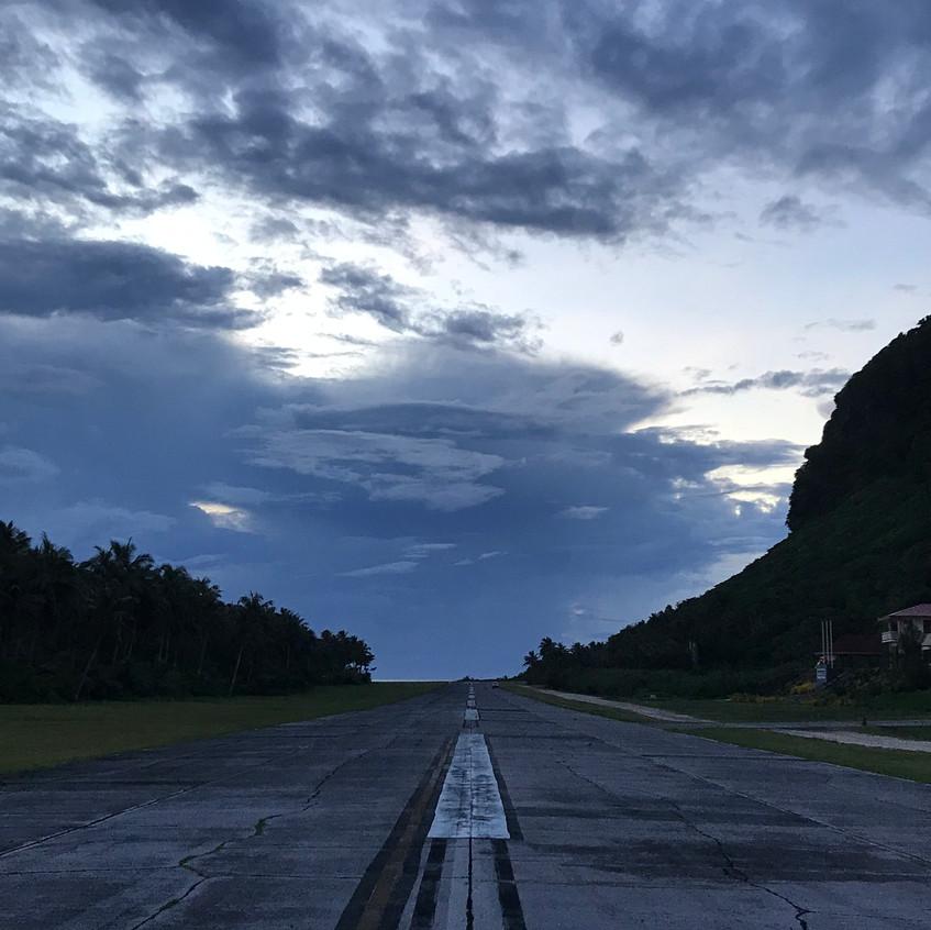 Ofu Airport Airstrip