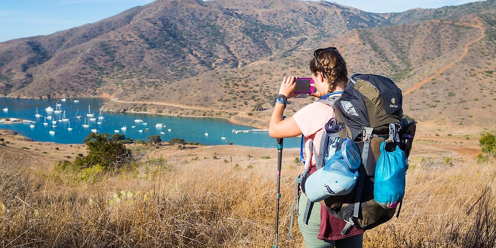 Virtual Event: So you want to hike the Trans-Catalina Trail