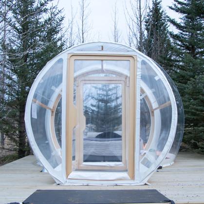 Door to the Bubble