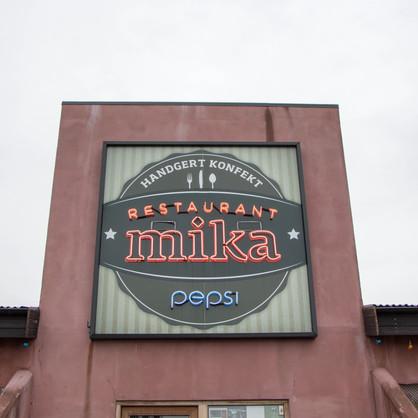 Mika Restaurant