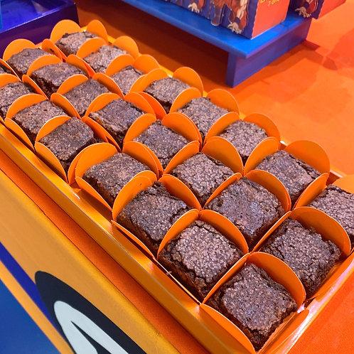 Brownie Quadradinho 25 unidades