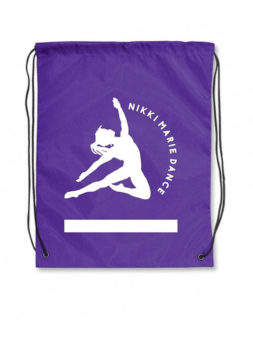 NMD Drawstring Bag