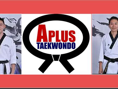 KeDazzle Partner Series - APlus Taekwando