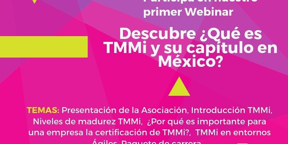 Descubre ¿Qué es TMMi y su capítulo en México?
