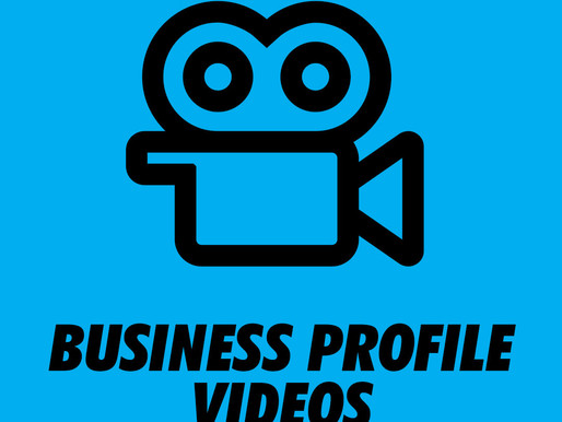 Make your business profile stand out with video
