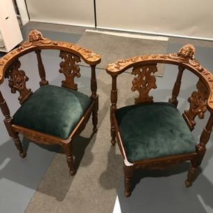 Antique Corner Chair Set - After.jpg