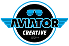 Aviator Creative Logo