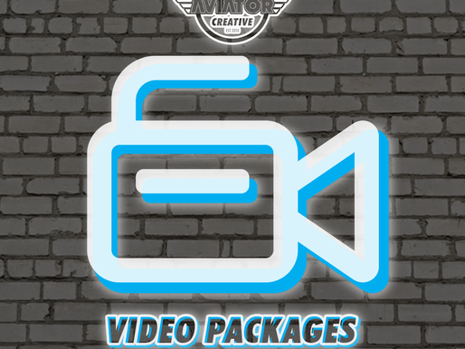 Video content packages, that will reel them in!