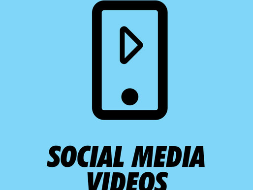Short videos that sell your business on Social Media