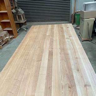 Honey Oak Table - Before.jpg