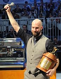 Coffee Conversation with World Barista Champion Pete Licata