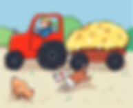 farm novelty kids