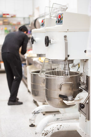 Industrial mixer kneading machine, at ki