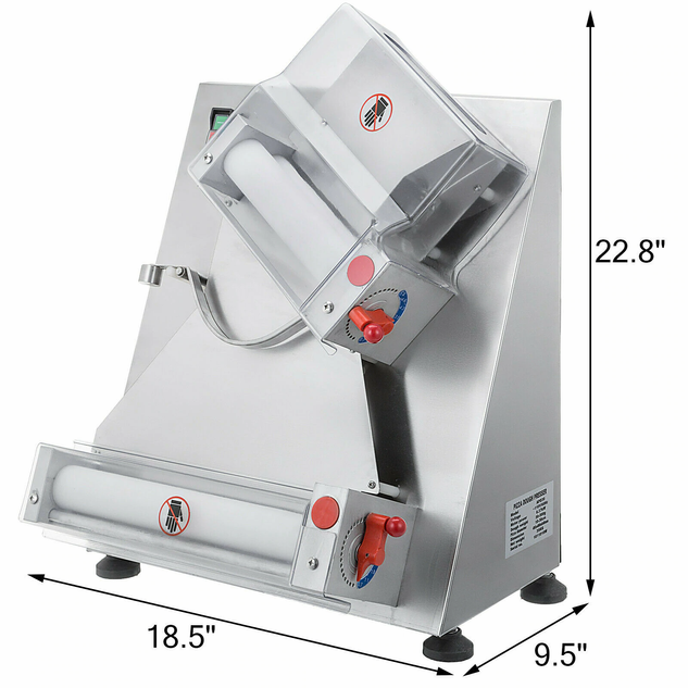 Pizza Dough Sheeter
