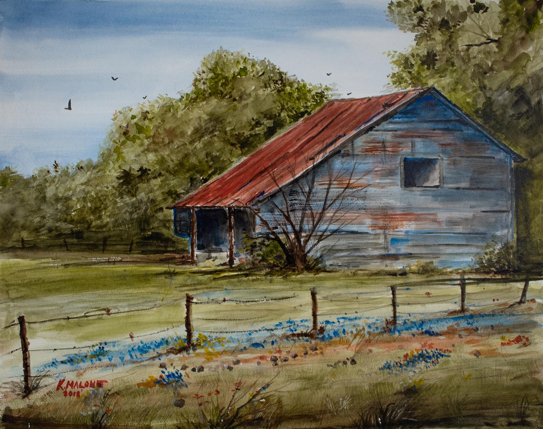 SOLD Dunham Ranch Barn