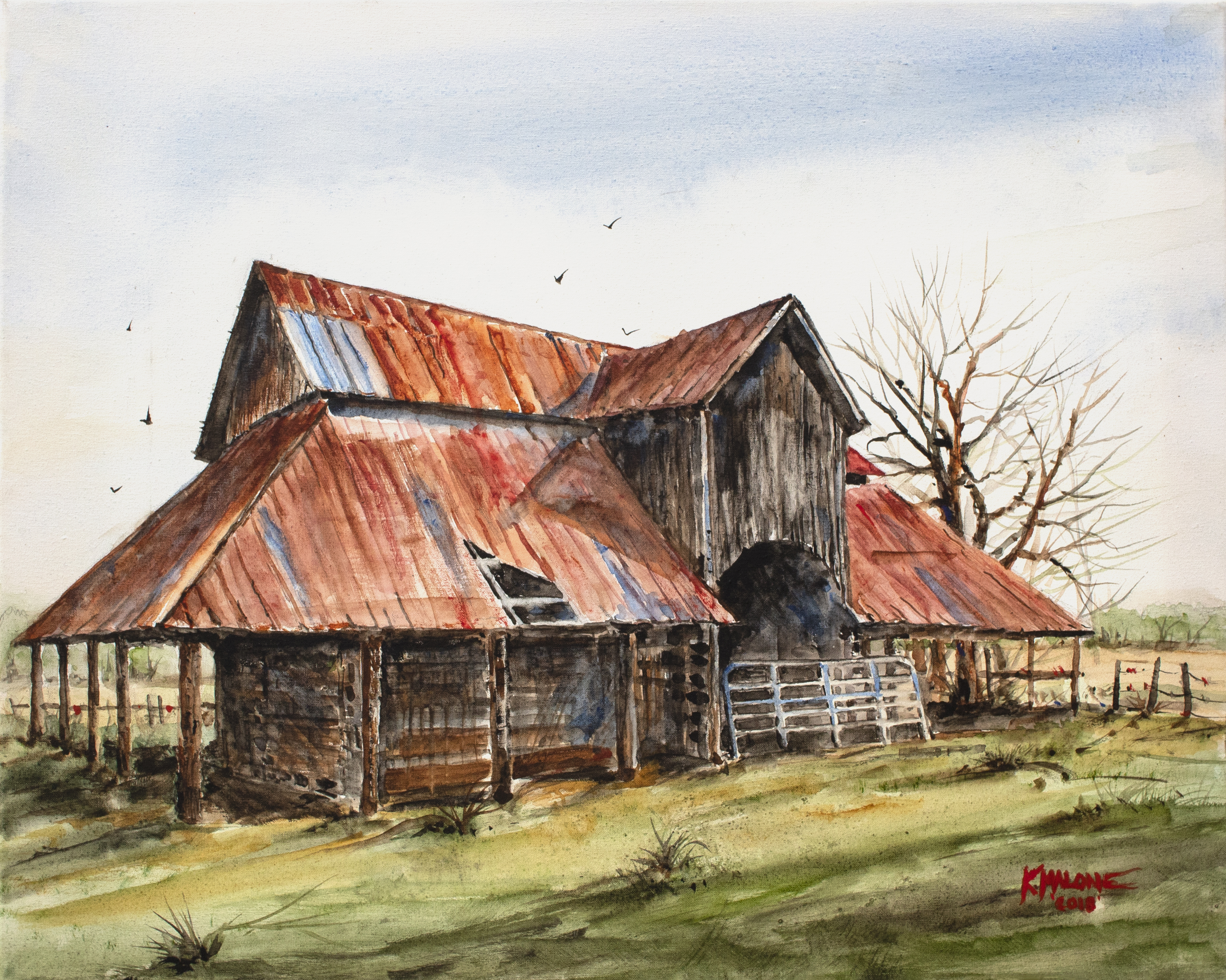 SOLD The Blow's Family Barn