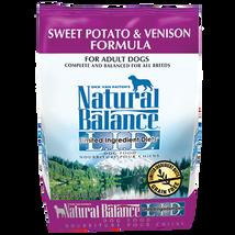 Natural Balance Sweet Potato and Venison