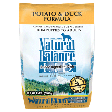 Natural Balance Potato and Duck