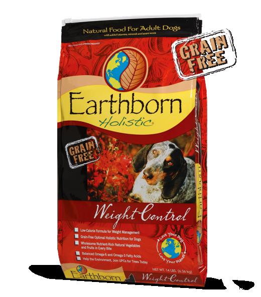 Earthborn Weight Control Dog Food