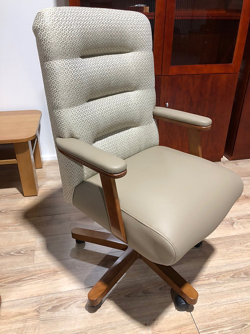 Made to Order Flyback Executive Chair