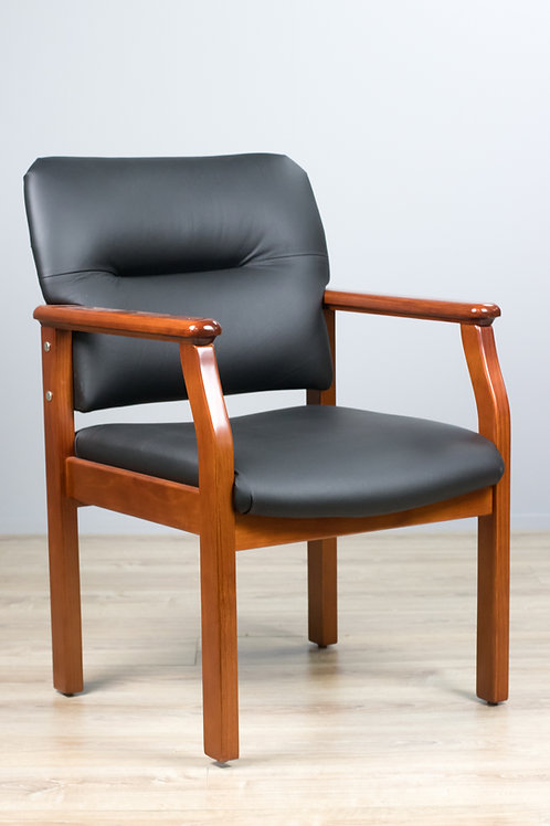 Flyback 4-Leg Visitor Chair